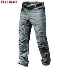 Pantalones de senderismo para hombre, pantalón de carga para acampar al aire libre, escalada, pesca, caza, Trekking, pantalones tácticos de trabajo impermeables