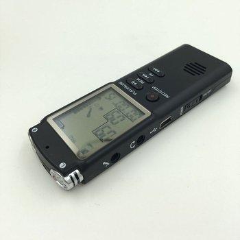 96 Hours Dictaphone Digital Audio Voice Recorder  2