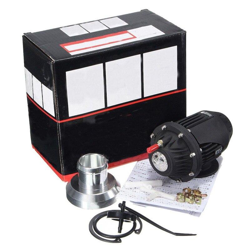 Турбо выдувный клапан H KS BOV SSQV4 IV для всех турбонаддувных транспортных средств черный турбонаддувный рельефный клапан автоустановка