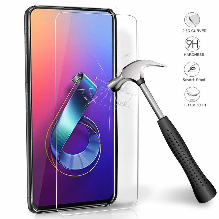 Tempered Glass for Asus Zenfone 6 ZS630KL Screen Protector for Asus Zenfone 6 2019 Max Pro M1 ZB601KL ZB602KL ZB570TL ZB631KL