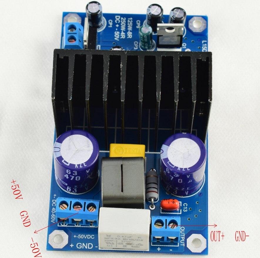 L15DSMD IRS2092S 250W Class D Digital Mono Amplifier Board
