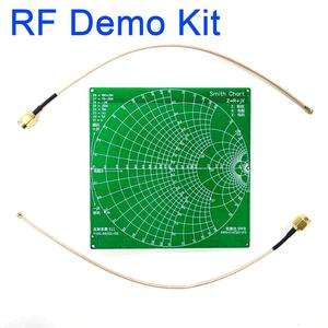 Image 1 - Kit de demostración RF NanoVNA RF Placa de comprobador filtro atenuador para NanoVNA Vector red antena del analizador/espectro