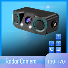 Sensor Transmitter Rear-View-Camera Reverse-Backup Wireless Car with Receiver Receiver