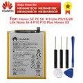 Original HB366481ECW Telefon Batterie für Huawei Ehre 8 9 Lite 5C 7C P9 P10 P20 lite Nova3e Ehre 5X 5A ehre 9 P10 Plus Honor 8X Handy-Akkus    -