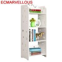 Furniture Mueble De Cocina Librero Decor Madera Libreria Bureau Mobilya Meuble European Decoration Book Retro Bookshelf Case