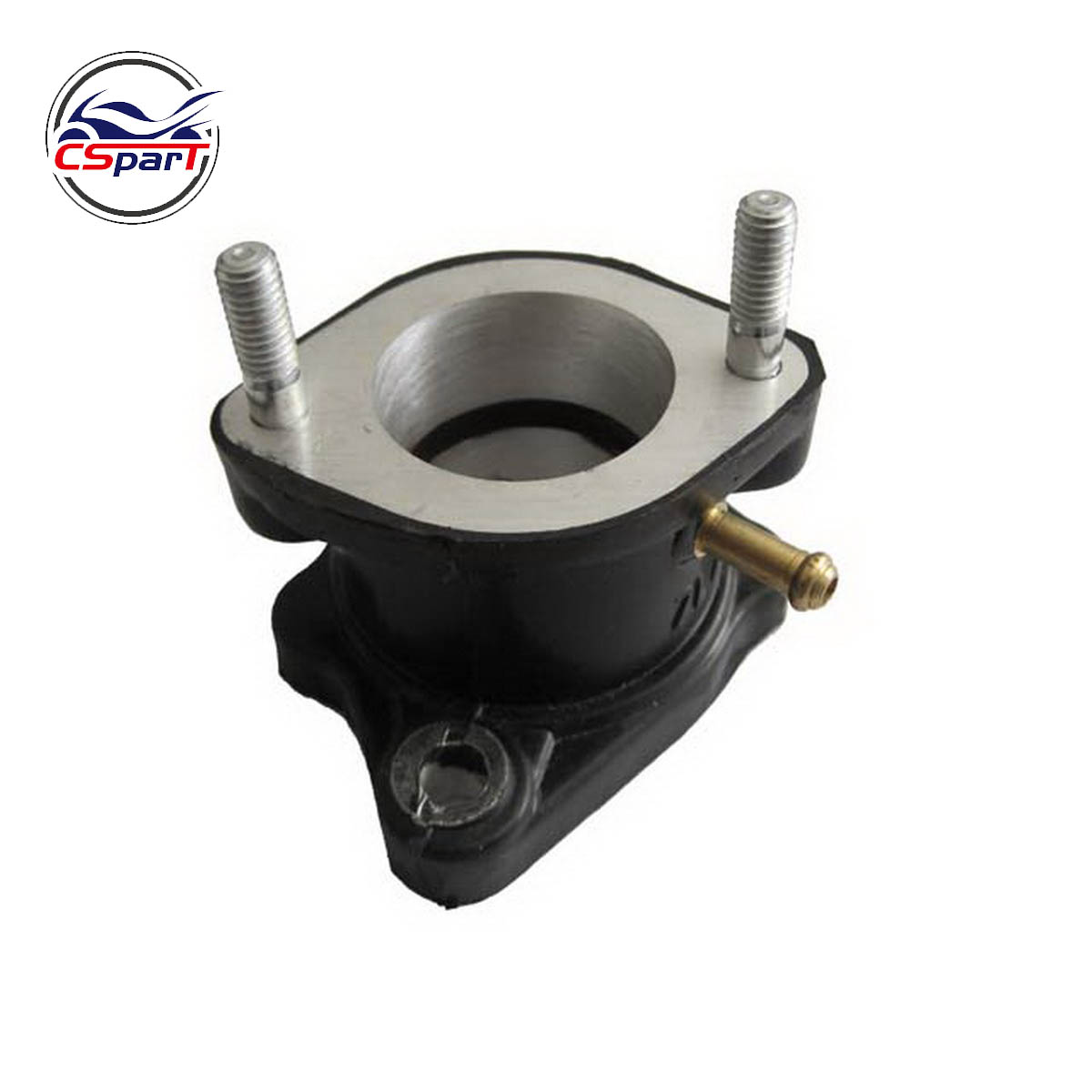30MM PZ30 Intake Manifold With Pipe 200CC 250CC Taotao Bashan Hsun Shineray ZongShen Dirt Pit Bike ATV Quad Buggy