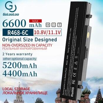 цена на 6600mAh 6Cells Laptop Battery For Samsung AA-PB9NS6B aa PB9NC6B R580 R540 R519 R525 R430 R530 RV511 RV411 RV508 R528 Aa Pb9ns6b