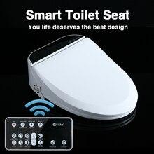 Gisha Smart Bidet Sedile per bambini bambino intelligente copertura sedile del water bidet elettronico di copertura intelligente bidet sedile calore A Distanza di Controllo G102