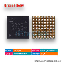 5 sztuk/partia BBPMU_RF/PMB6826 6826 dla iphone 7 plus/7/7 plus BASEBAND PMIC moc ic Chip