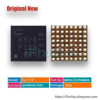 5 unids/lote BBPMU_RF/PMB6826 6826 para iphone 7 plus/7/7 plus banda PMIC Chip de Energía ic