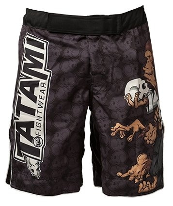 MMA Boxing Sports Fitness Monkey Personality Breathable Loose Large Size Shorts