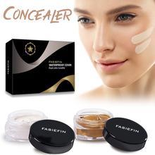 Professional Waterproof Scar Concealer Tattoo Remover Hidden Spots Birthmarks Makeup Cream Set