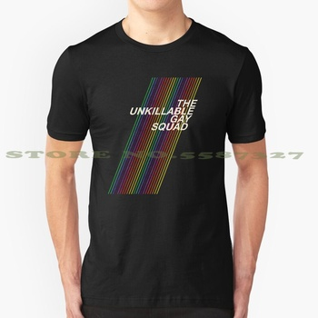 The Unkillable Gay Squad - Wynonna Earp Fashion Vintage Tshirt T Shirts Wynonna Earp Earper Wayhaught Dominique Provost image