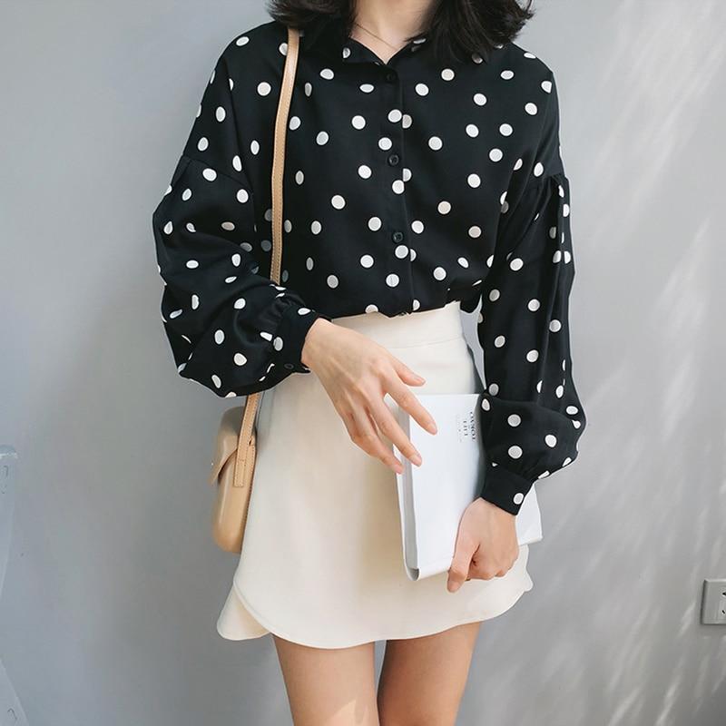2019 Summer New Korean Pure Color Short Simple Women 39 s 39 Mini Skirt High Waist Chiffon Casual Skirt Female in Skirts from Women 39 s Clothing