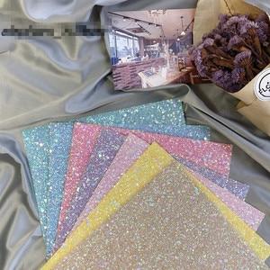 A4 30*21cm Sparkly Glitter Fab