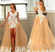 Элегантное Длинное Платье для принцессы нарядное кружевное платье
