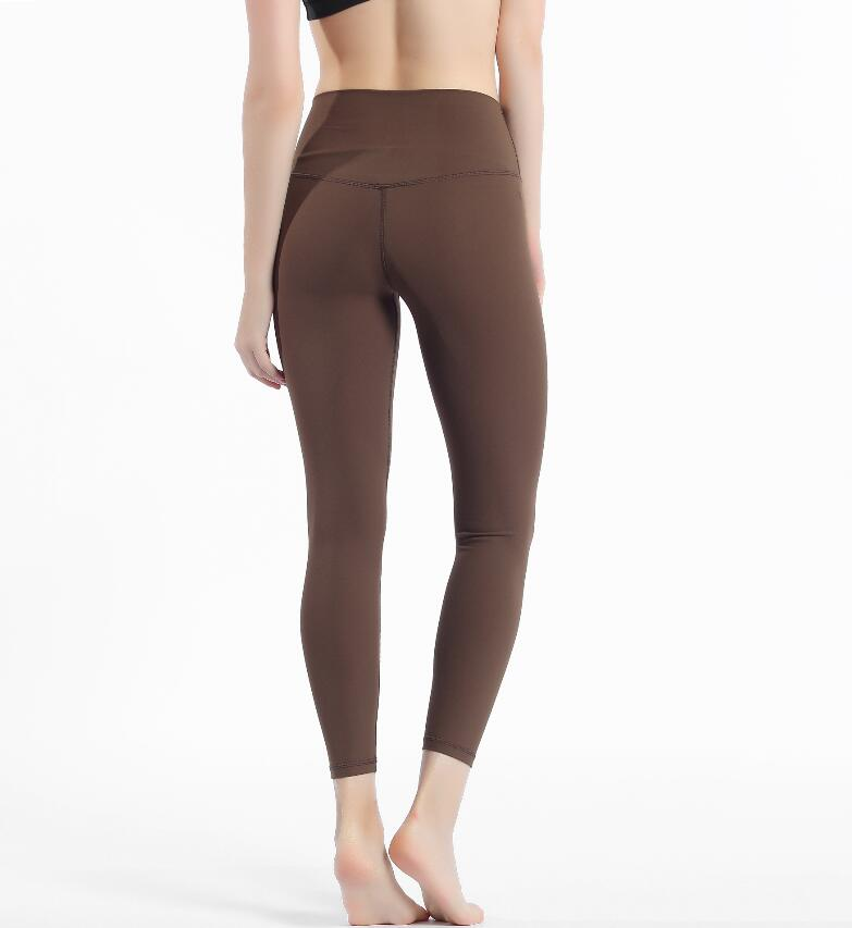 Women Sports Pant Tummy Control Shapewear Woman 7/8 Pant Stretch fabric super quality pant Sports leggings 1