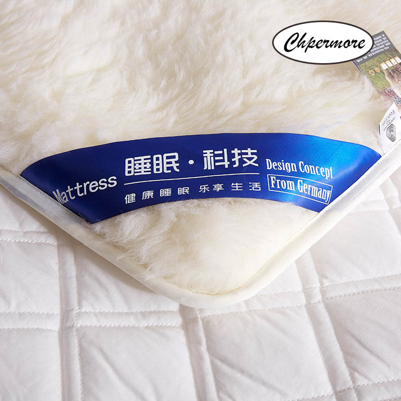Image 5 - Chpermore High end luxury wool Mattresses Foldable Thick warm Tatami For Family Bedspreads King Queen Twin Full SizeMattresses   - AliExpress