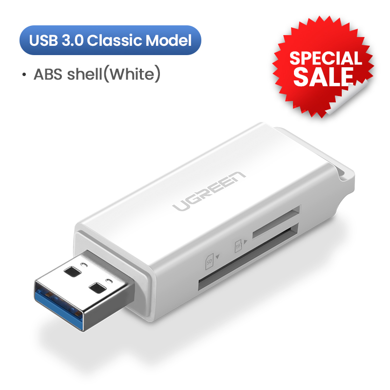USB 3.0 - ABS White