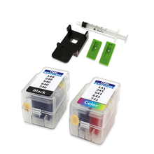 For Canon Smart Cartridge Refill Kit PG 740 CLI 741 140 141 240 241 540 541 640 641 Ink Cartridges with syringe with clip tool mbs pg 641 silver