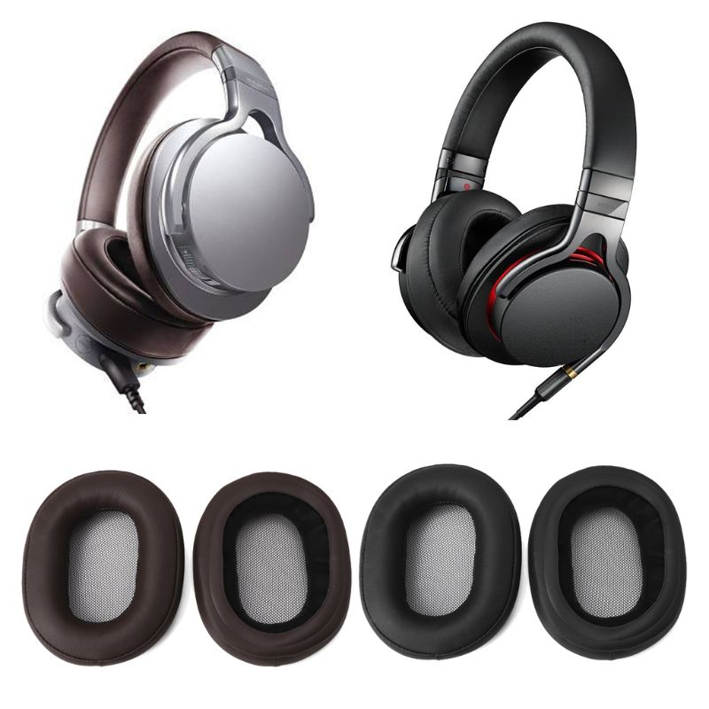 Replace Eapads Earmuffs Cushion for Sony MDR 1R MDR 1RNC MDR 1R MK2 MDR 1RBT Headphone Headsets in Earphone Accessories from Consumer Electronics