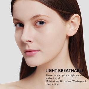 Image 4 - ZEESEA בסיס פנים קרן קרם מלא כיסוי קונסילר שמן שליטה קל ללבוש רך מקצועי איפור קרן מלא 30g