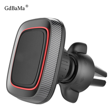 360 Rotation Magnetic Car Phone Holder for iPhone 11 Pro X Max GdBaMa Mount Windshield Holder for Mobile Phone in Car GPS Stand xmxczkj universal mount mobile phone magnetic 360 rotation car windshield holder stand for iphone samsung xiaomi smartphone gps