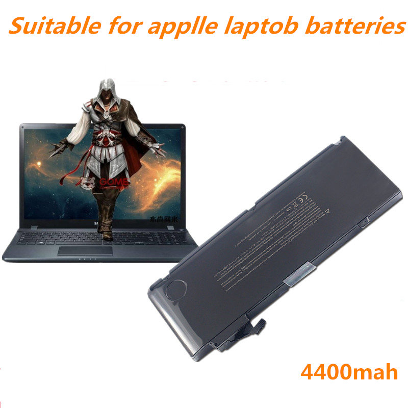 """Laptop Battery A1322 For APPLE MacBook Pro 13 """" A1278 Mid 2009 2010 2011 2012 Battery+ Gift Screwdriver"""