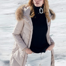 BOSIDENG OUTLET winter thicken down jacket women warm