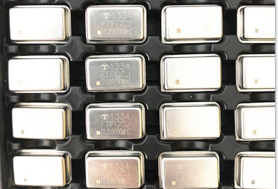 5pcs 100% New And Orginal In-line Active Crystal Oscillator Zhongzheng Rectangular OSC DIP-4 11.0592M 11.0592MHZ