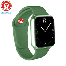 38ミリメートルスマートウォッチシリーズ5男性女性腕時計心拍数モニターメッセージ用アンドロイド時計pk P68 a1 iwoスマートウォッチ