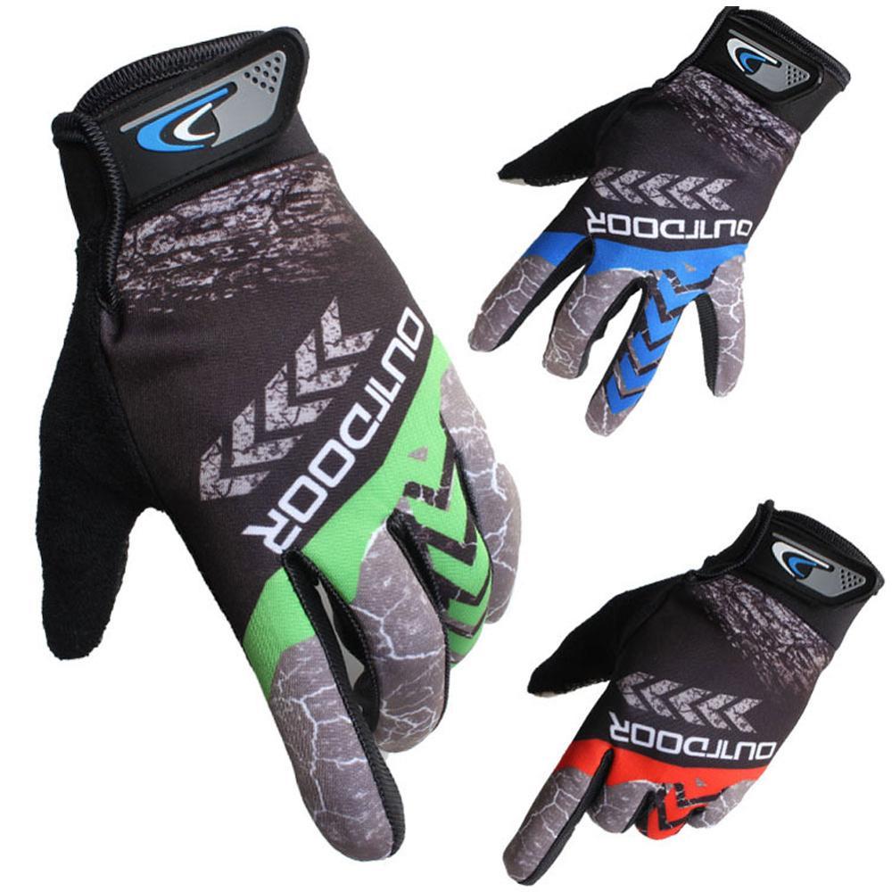 Guantes de Ciclismo MTB, guantes de Ciclismo de alta resistencia a la temperatura, guantes de moto de montaña cálidos antideslizantes para exterior|Guantes de ciclismo|   - AliExpress