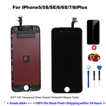 Touch-Screen-Replacement Lcd-Display iPhone 6 Pixel 6S for 5 5S SE No-Dead
