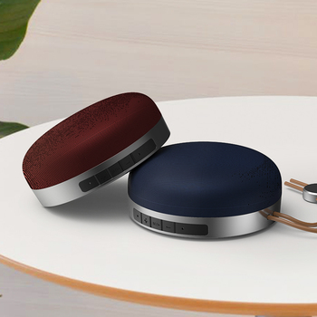 Portable Bluetooth Speaker Wireless Outdoor Speakers 3D Stereo Surround Loudspeaker Fabric Subwoofer USB Boombox Support TFcard awei y600 intelligent nfc bluetooth speaker 3d stereo surround sound csr 4 1 wireless loudspeaker 2600mah with noise reduction