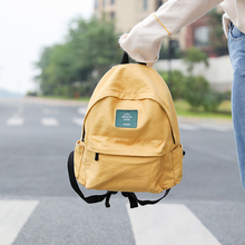 Women Bags Brand Backpack High Quality Canvas Backpack Women 2019 New Fashion Student Bag School Bags Women'S Multi-Space Design цена 2017