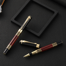 Guoyi A105 ريترو النمط الصيني الكنز القلم المعادن الراقية هدايا مكتبية للشركات شعار مخصص قلم توقيع