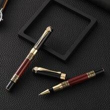 Guoyi bolígrafo de metal de alta gama, A105, retro, estilo chino, negocios, oficina, regalos y logotipo corporativo, bolígrafo de firma personalizado