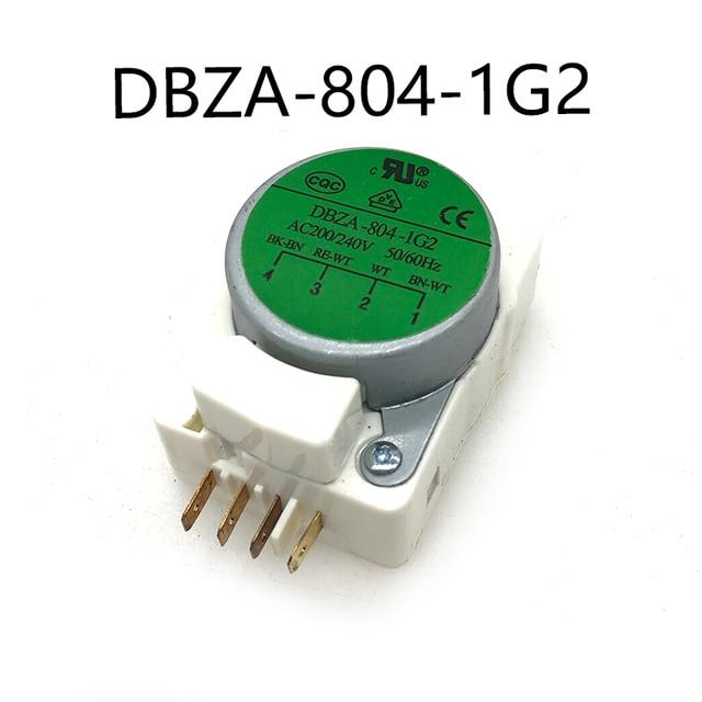Nouveau bon travail de haute qualité pour les pièces de réfrigérateur DBZA 804 1G2 220V 50HZ réfrigérateur dégivrage minuterie