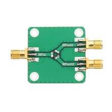 10 pçs/lote 1 split 2 DC 5G 6db rf micro ondas módulo distribuidor de energia divisor
