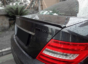 Image 5 - 1,5 M Auto Styling 5D Carbon Fiber Spoiler DIY Refit Spoiler Für Seat Ibiza Leon Toledo Arosa Alhambra Exeo supercopa Mii Altea