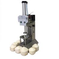 800W Coconut Peeling Machine Commercial Automatic Connection Planing Machine Coconut Peeling Processing Machine 110V/220V