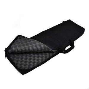 Image 5 - 85 см/100 см военная сумка для тактического оружия, Охотничья винтовка, сумка для переноски, чехол для страйкбольной винтовки, сумки для охоты, защитный чехол для снайперского оружия