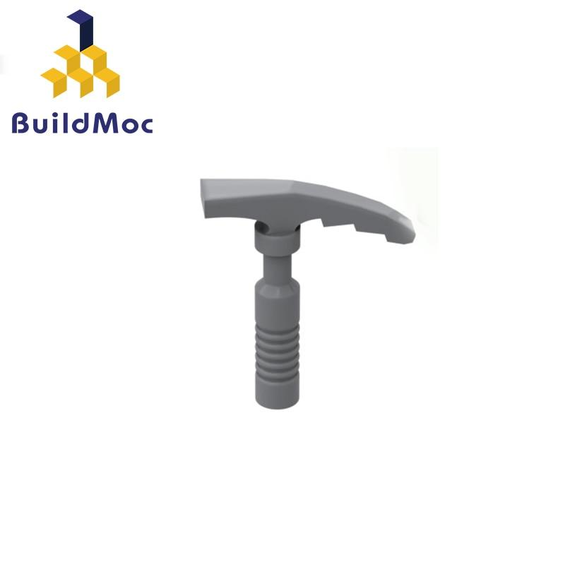 BuildMOC Compatible Assembles Particles  30193 Handheld Ice Cone Building Blocks Parts DIY LOGO Educational Gift Toys