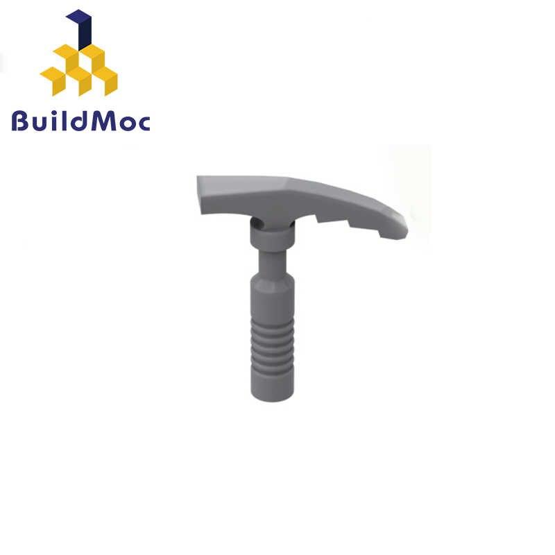 BuildMOC uyumlu toplar parçacıklar 30193 el buz koni yapı taşları parçaları DIY LOGO eğitim teknoloji parçaları oyuncaklar