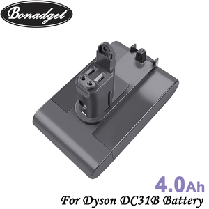 Bonadget Замена 22,2 V 4000mAh DC31 Type-B батарея для Dyson DC31 DC31B DC35 DC44 DC45 ручной аккумулятор для электроинструмента