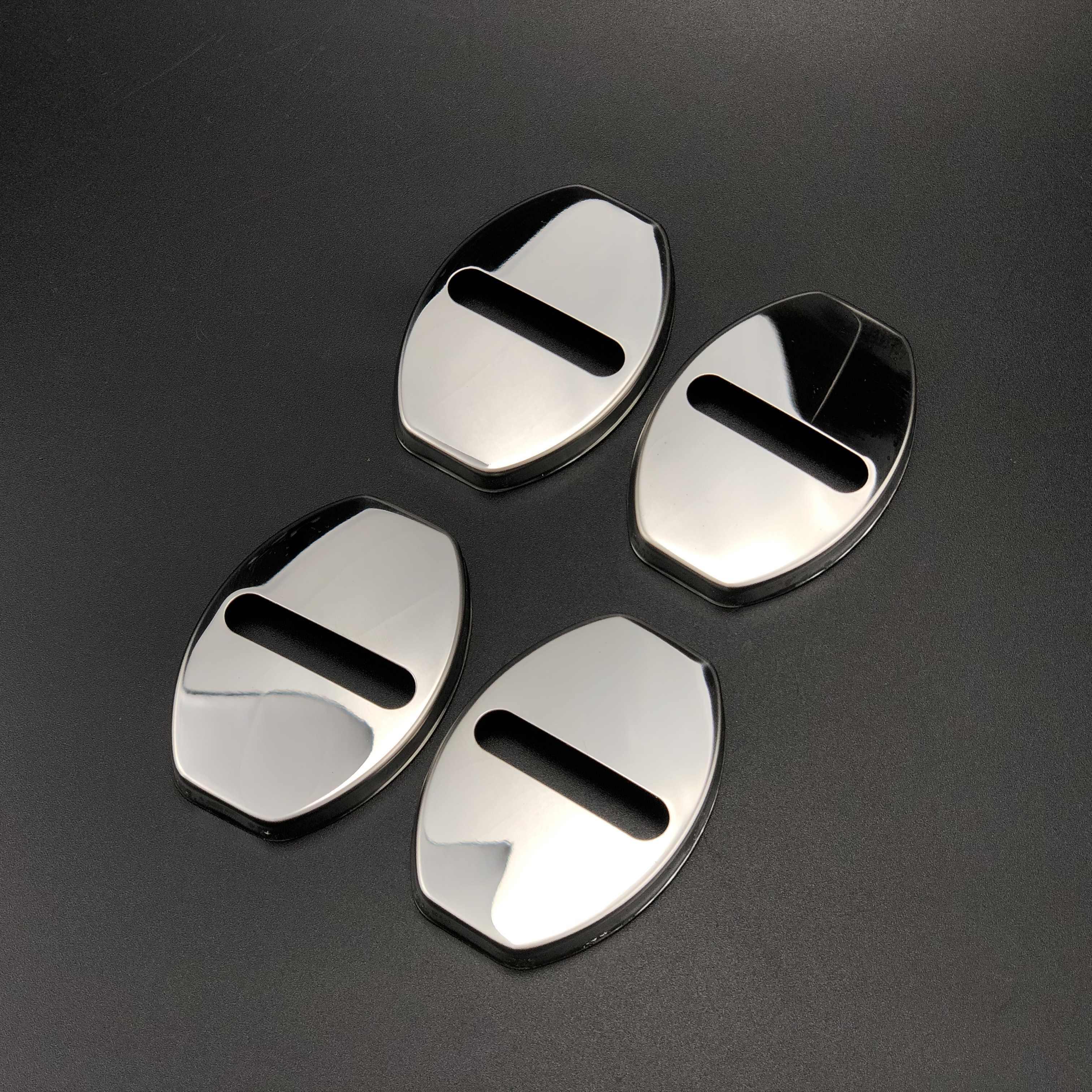 Acessórios de estilo de carro Fechadura Da Porta À Prova D' Água Resistente À Ferrugem Protetora Capa Para Porsche Macan Boxster Cayman 911 Cayenne