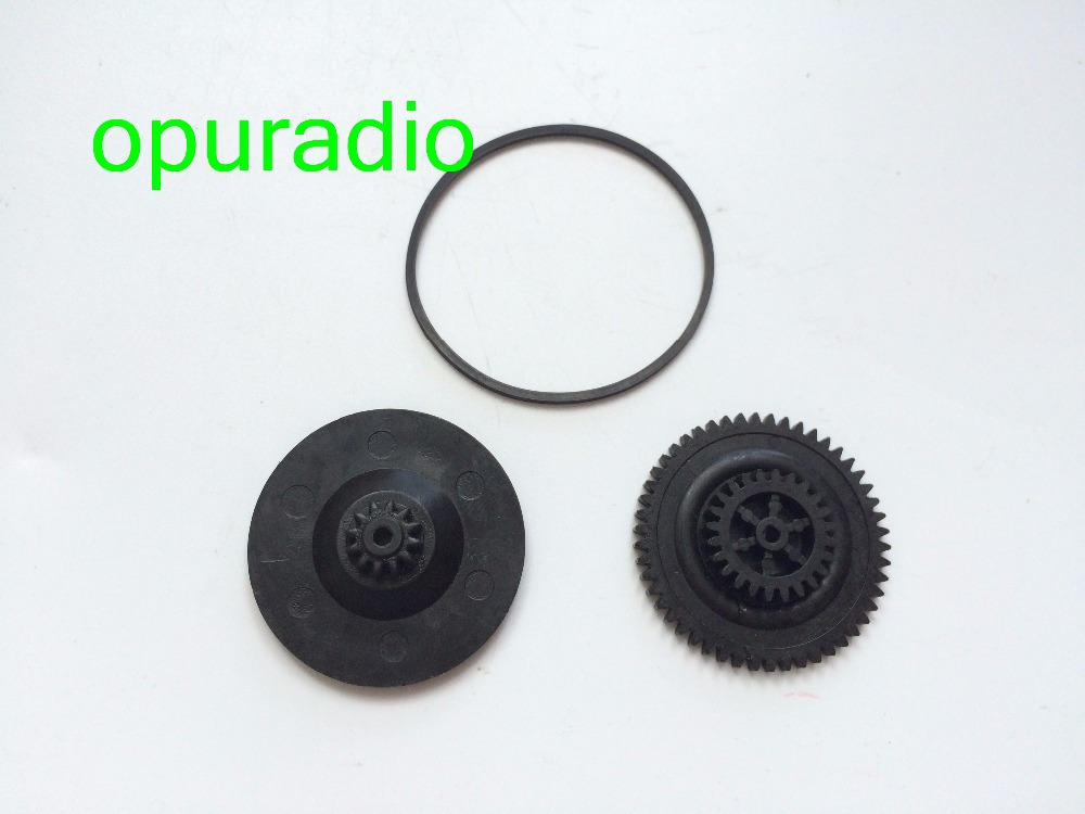 New Black Gear Belt Replacement Parts Set for CDM12.1 Laser Head VAM1201 VAM1202