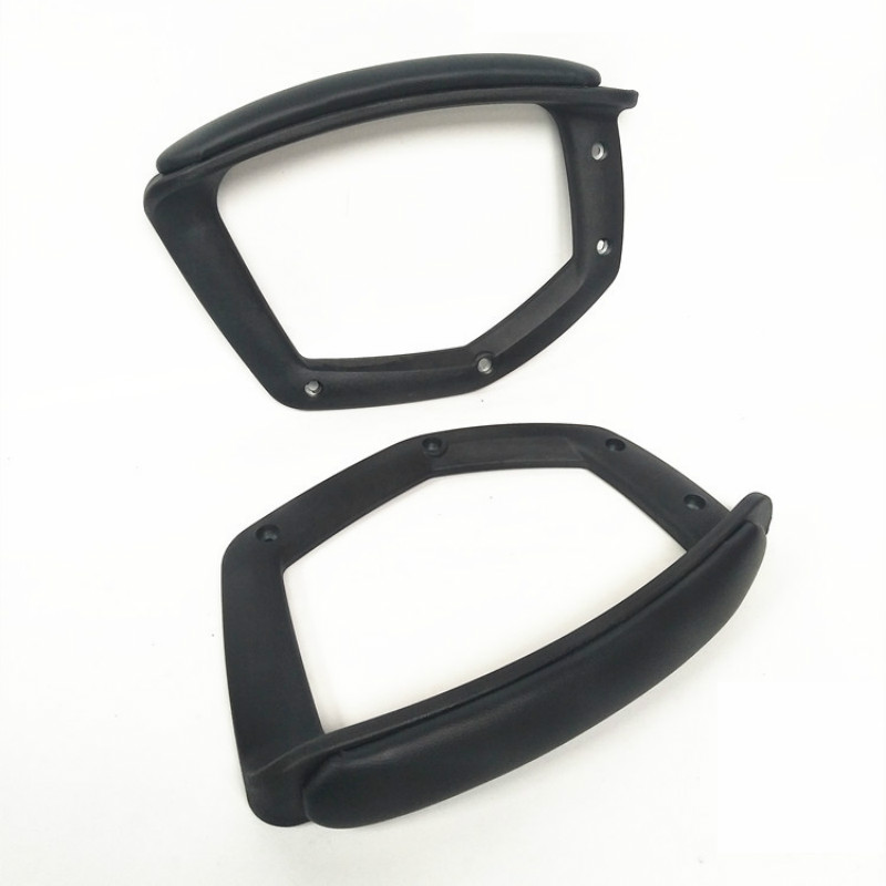 Office Chairs Armrests Handle Bracket Plastic Baking Paint Furniture Accessories Chair Armrest Swivel Lifting Computer Chair
