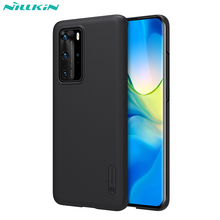 Case For Huawei P40 Pro Cover Huawei P40 NILLKIN Super Frosted Shield Matte PC Hard Back Cover For Huawei P40 /P40 Pro for cover huawei p40 case huawei p40 coque protective stylish smooth skin pc matte ultra thin phone case for huawei p40 cover