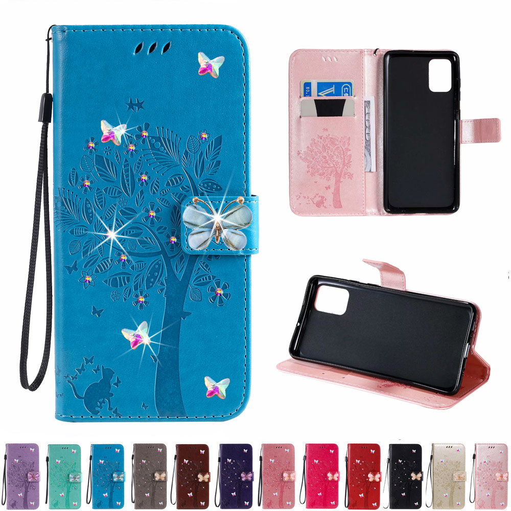 Sunjolly Diamond Case for Huawei NEXUS 6P <font><b>GR3</b></font> Honor 8 Lite 7i P7 Mate 9 P10 Plus P8 P9 Lite <font><b>2017</b></font> Wallet Rhinestone Case Cover image